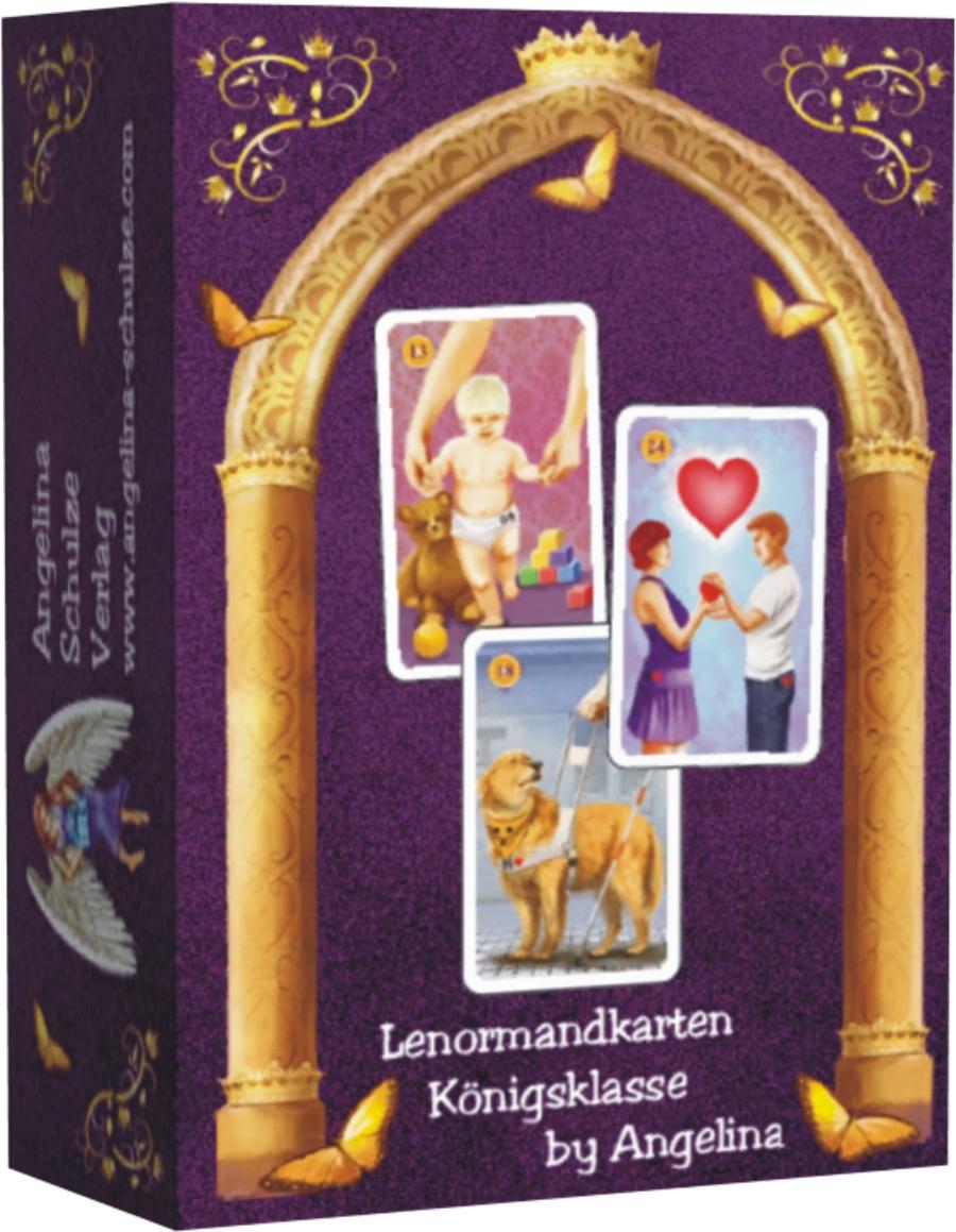 Lenormandkarten Königsklasse